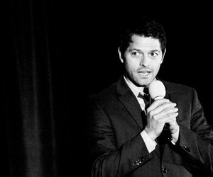 actor, misha collins, and актер image