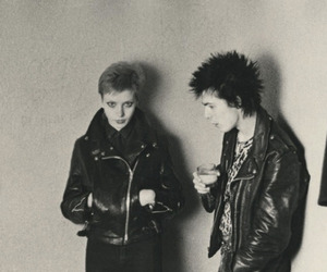 punk, sex pistols, and sid vicious image