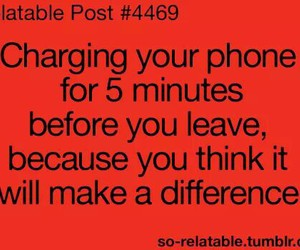 charge, phone, and quotes image