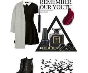 Polyvore, youth, and wednesday dress image