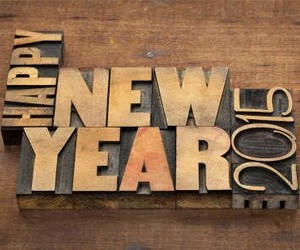 new year, 2015, and happy image