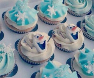 frozen, olaf, and winter image