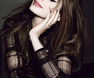 Anne Hathaway, actress, and beauty image