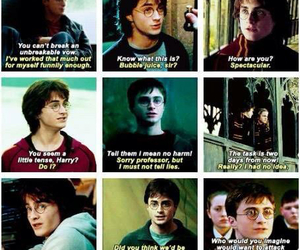 harry potter and sarcasm image