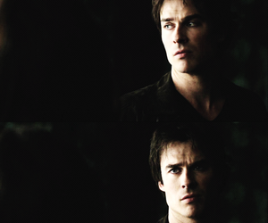 boy, ian, and the vampire diaries image