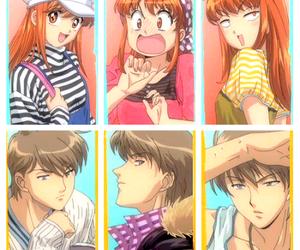 anime, itazura na kiss, and love image
