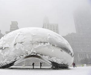 art, breath, and ice image