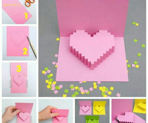 3d, pink, and diy image