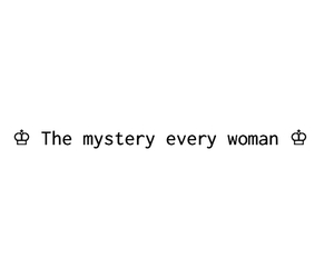Image by ♔ The mystery every woman ♔