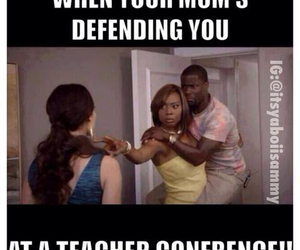 funny, teacher, and mom image
