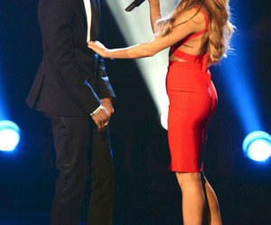 big sean, ariana grande, and ariana image