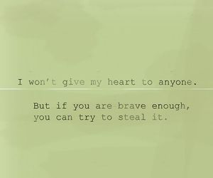 heart, love, and quotes image