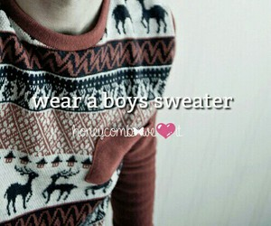 boy, sweater, and tumblr image