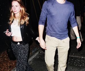 dylan o'brien, couple, and teen wolf image