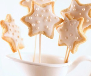 cookie, Cookies, and star image