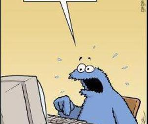 cookie monster, Cookies, and inspiration image