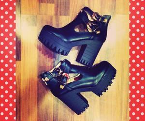 Barcelona, fashion, and shoes image