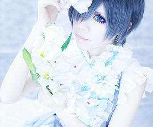 black butler, anime, and cosplay image