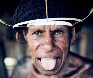 dani, indonesia, and tribe image