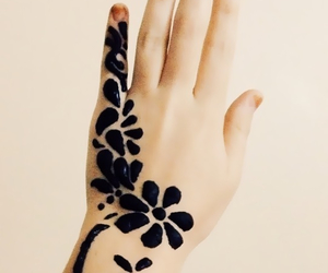 cool, design, and henna image
