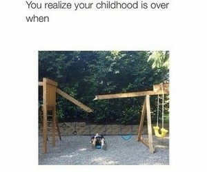 childhood, funny, and tumblr image