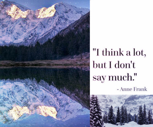 Collage, mountains, and quote image