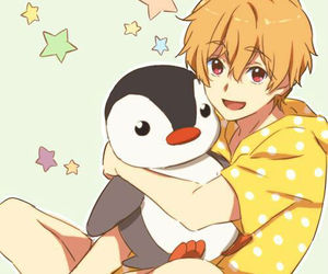 free!, anime, and nagisa image