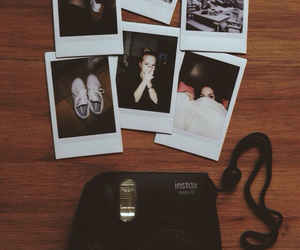 christmas, gift, and instax image