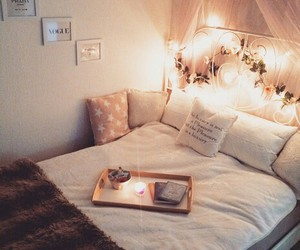 bedroom, cute, and sugar sculls image