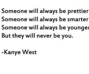 quote, pretty, and kanye west image