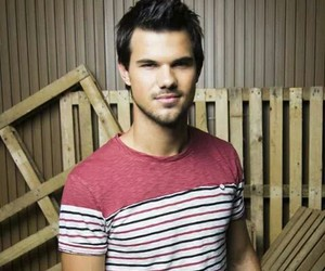 boy, taylor, and taylorlautner image