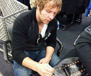 wwe, dean ambrose, and jon moxley image
