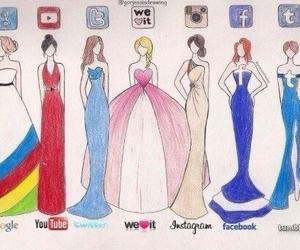 disegni, facebook, and instagram image