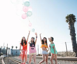 k-pop, yura, and girls day image