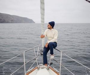 adventure, fashion, and men image