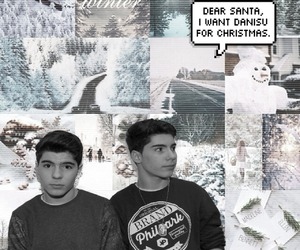 christmas, jdom, and gemeliers image