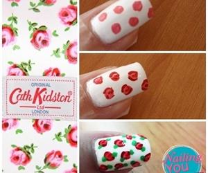 cath kidston and nail art image
