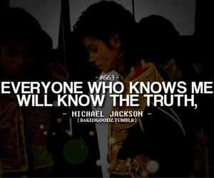 michael jackson, truth, and love image