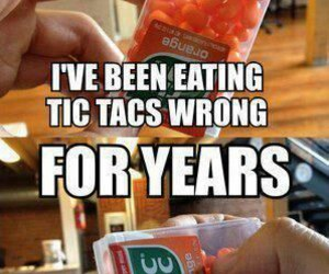 funny, tic tac, and wrong image