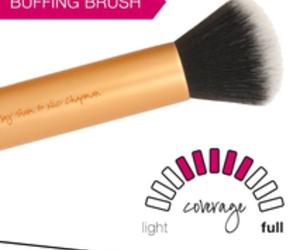 Brushes, Foundation, and gold image