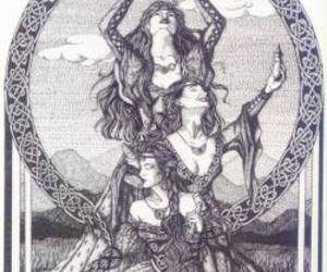 pagan, wicca, and witch image