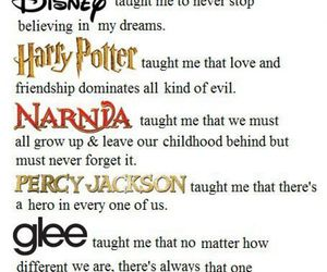 glee, disney, and narnia image