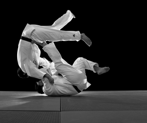 judo and sport image