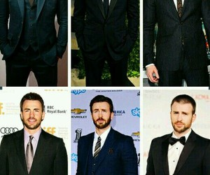 Avengers, suit, and captain america image