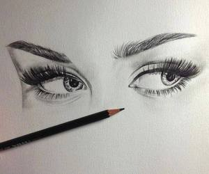amazing, black and white, and draw image