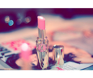 lipstick, pink, and cute image