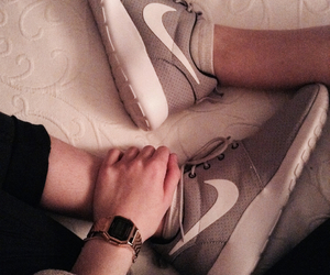 chaussures, nike, and tumblr image