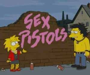 sex pistols, punk, and grunge image