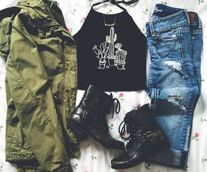 edgy, fashion, and girl image
