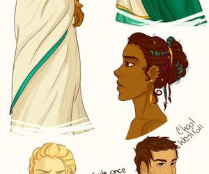 nehemia, throne of glass, and heir of fire image